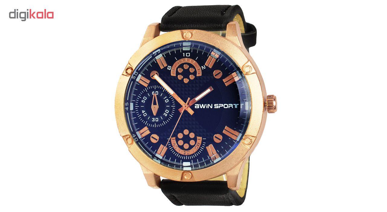خرید ساعت مچی عقربه ای مردانه آوین اسپرت مدل Series 7-5