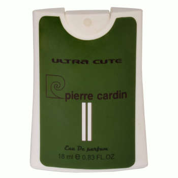 عطر جیبی مردانه اولترا کیوت مدل Pierre Cardin حجم 18 میلی لیتر