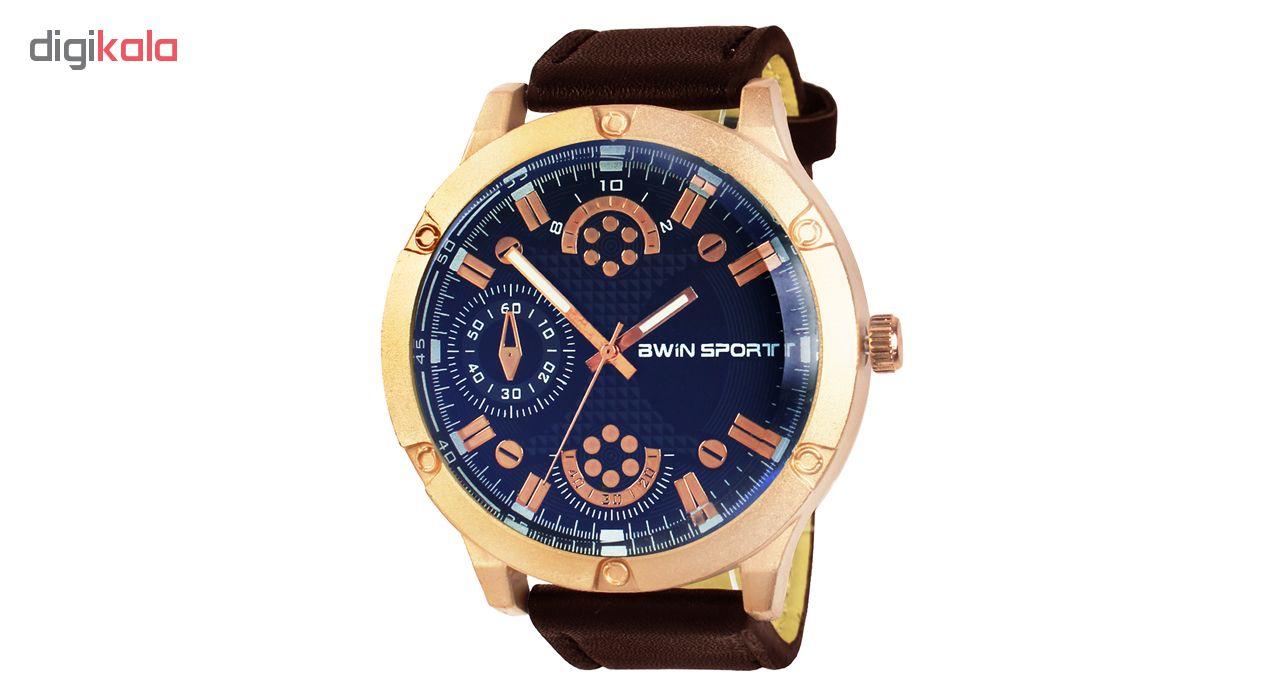 خرید ساعت مچی عقربه ای مردانه آوین اسپرت مدل Series 7-6 | ساعت مچی