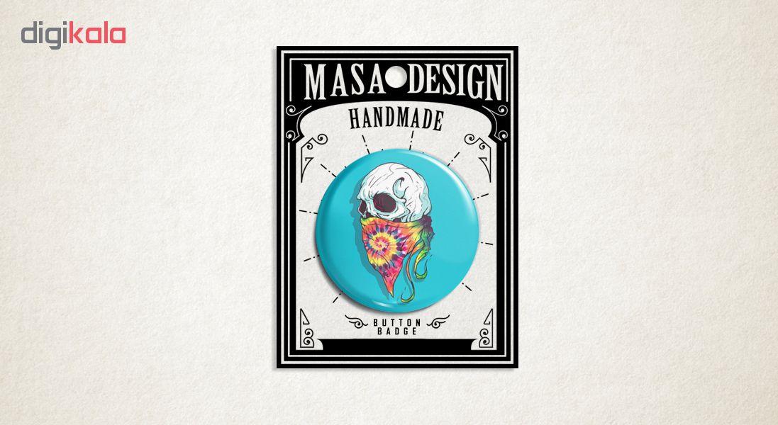 پیکسل ماسا دیزاین طرح سایکدلیک اسکلت کد AS397 main 1 1