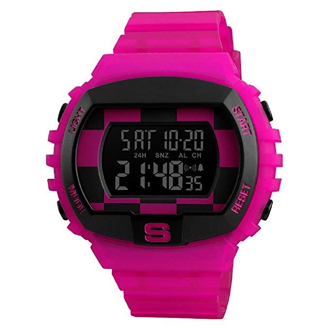 ساعت مچی دیجیتال اسکمی مدل 1304 11