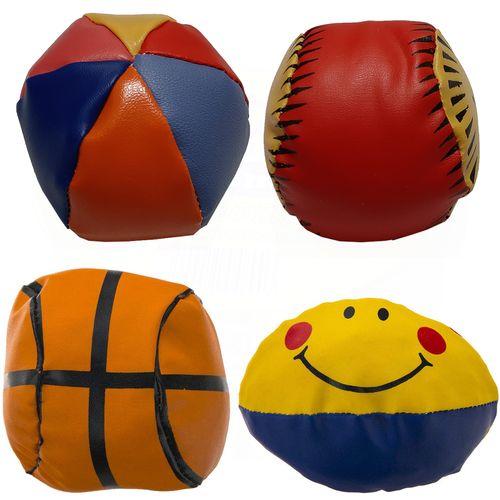 توپ بازی مدل sportt ball بسته 4 عددی