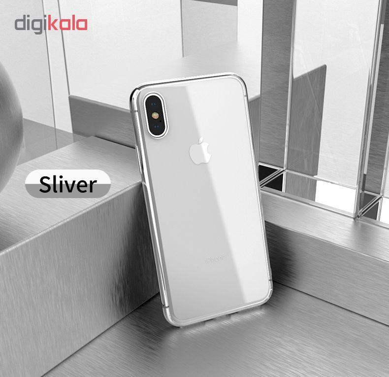 کاور آی دوژی مدل Electroplate Pc مناسب برای گوشی موبایل اپل iPhone XS Max main 1 20