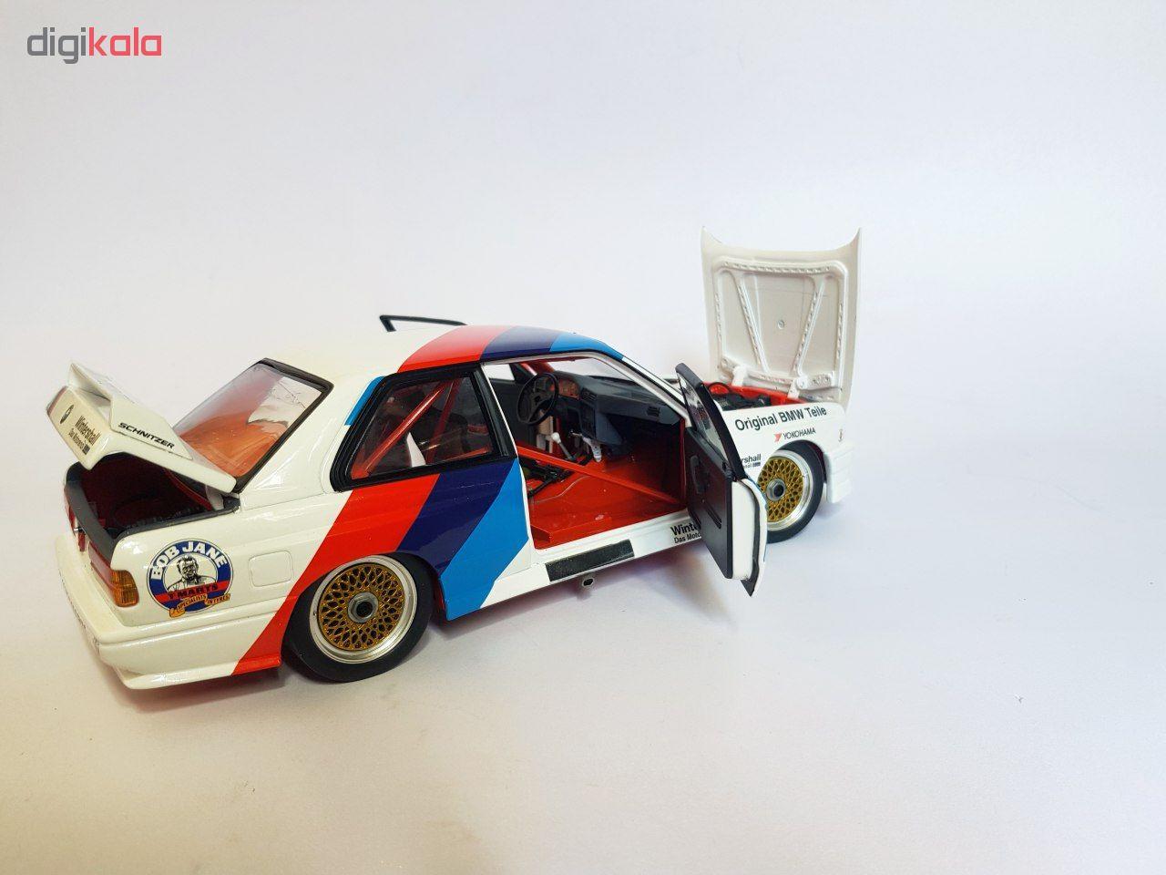 ماشین بازی مینیچمپس مدل ب ام و رالی M3