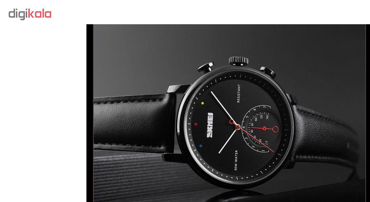 ساعت مچی عقربه ای مردانه اسکمی مدل 1399M