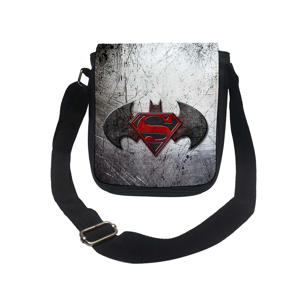 کیف دوشی طرح بتمن سوپرمن کد k173