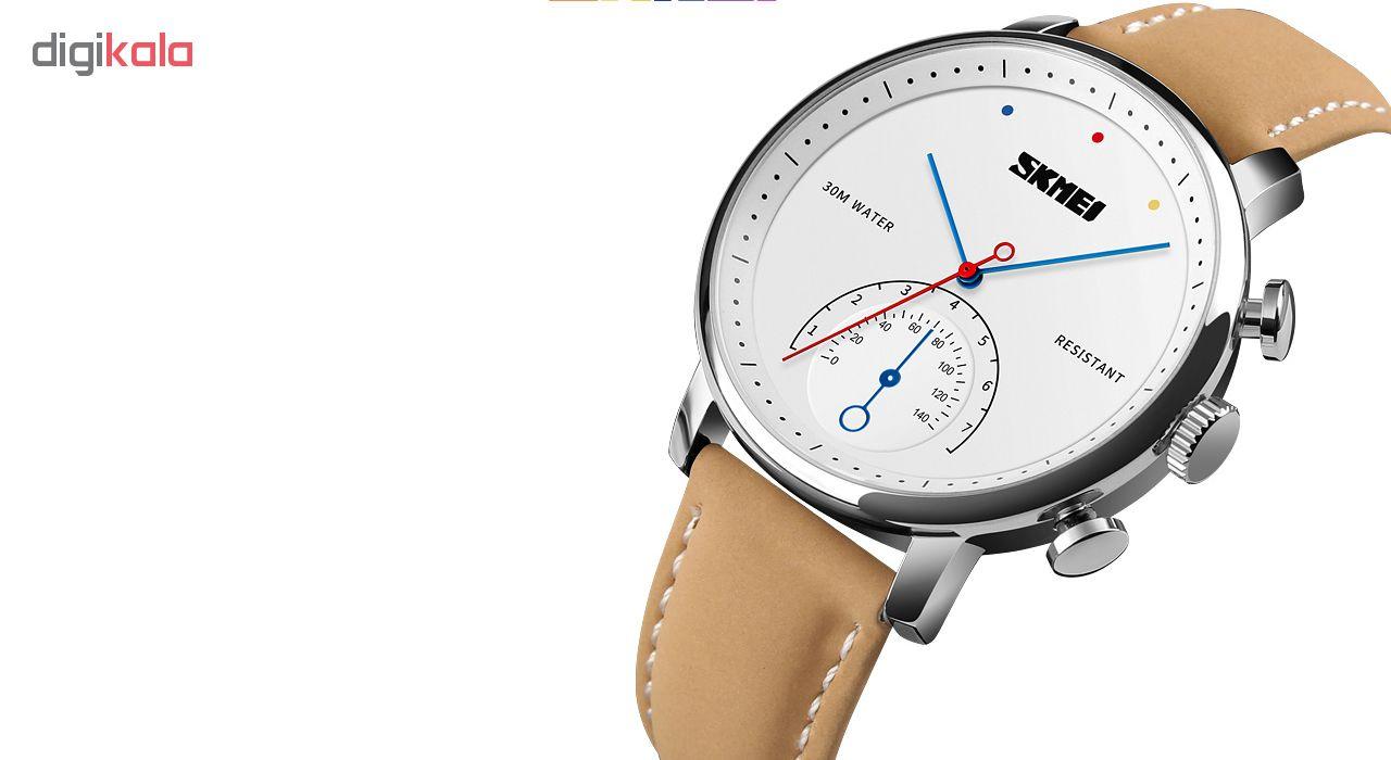 ساعت مچی عقربه ای مردانه اسکمی مدل 1399GH