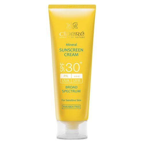 کرم ضد آفتاب سینره SPF30 حجم 50 میلی لیتر