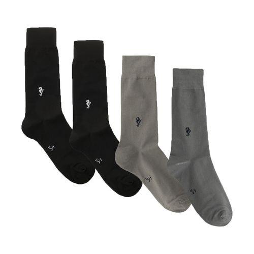 جوراب مردانه زی مدل 1531101-101 مجموعه 4 عددی