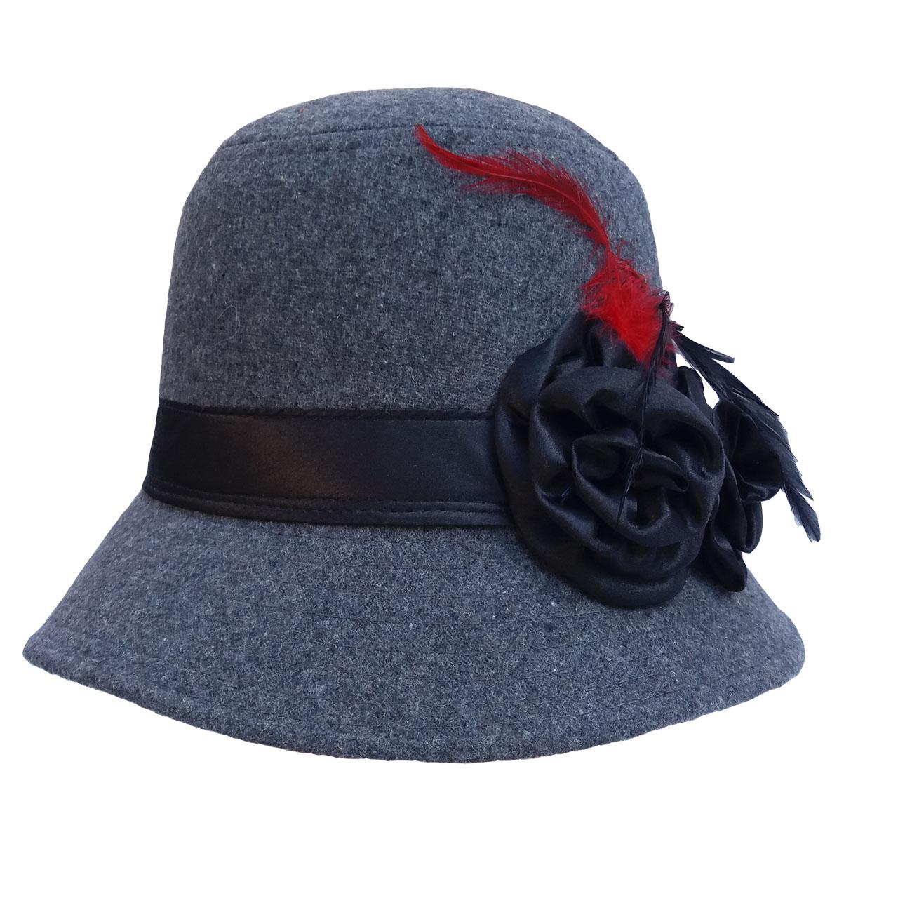 کلاه شاپو زنانه کد M6