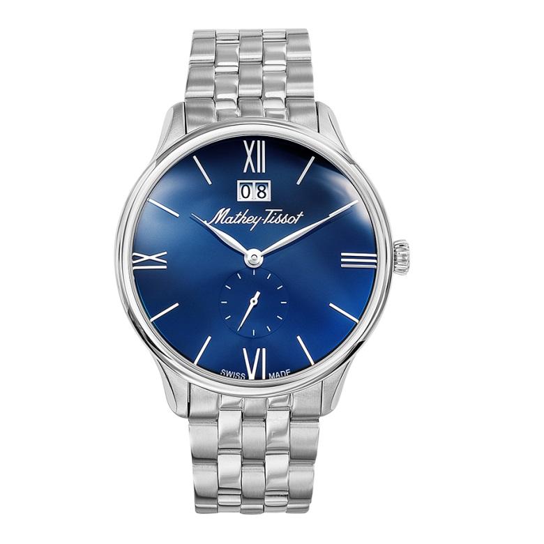 ساعت مچی عقربه ای مردانه متی تیسوت مدل  H1886MABU
