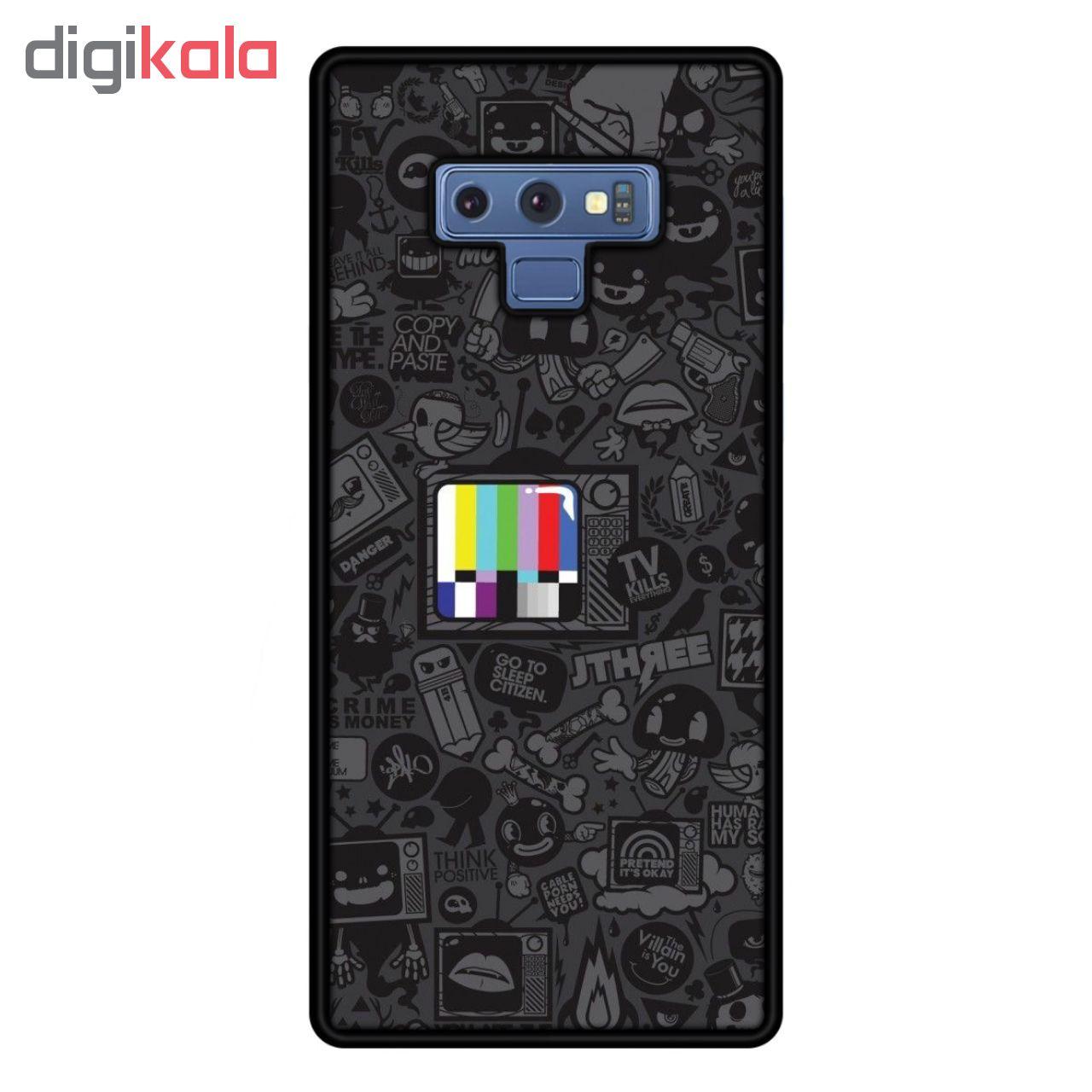 کاور آکام مدل AN90078 مناسب برای گوشی موبایل سامسونگ Galaxy Note 9 main 1 1