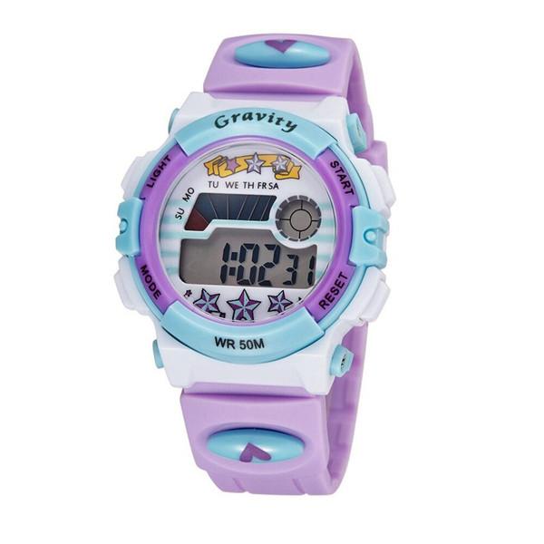 ساعت مچی دیجیتال دخترانه گراویتی مدل VG9004