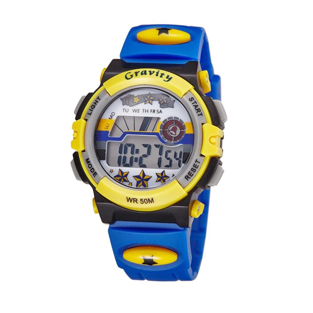ساعت مچی دیجیتال پسرانه گراویتی مدل VG9004