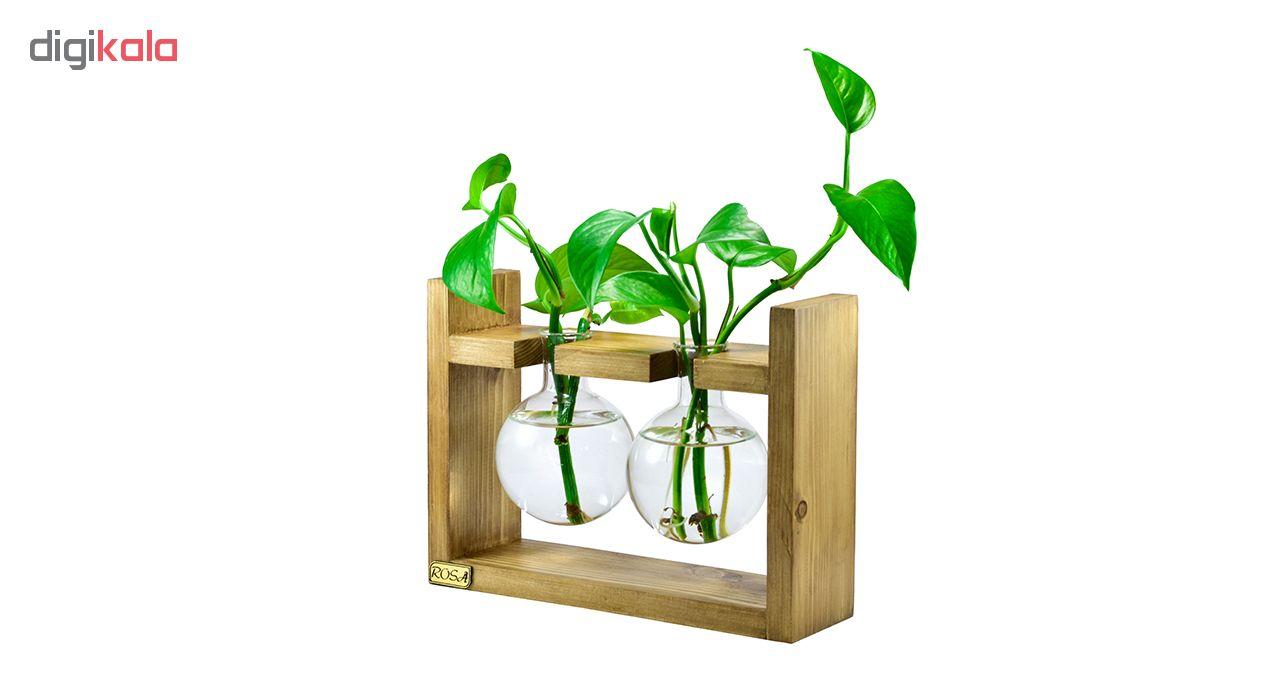 گلدان رزا مدل hydroponic 2 main 1 5
