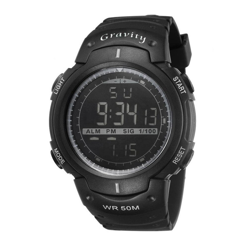 ساعت مچی دیجیتال مردانه گراویتی مدل VG9007