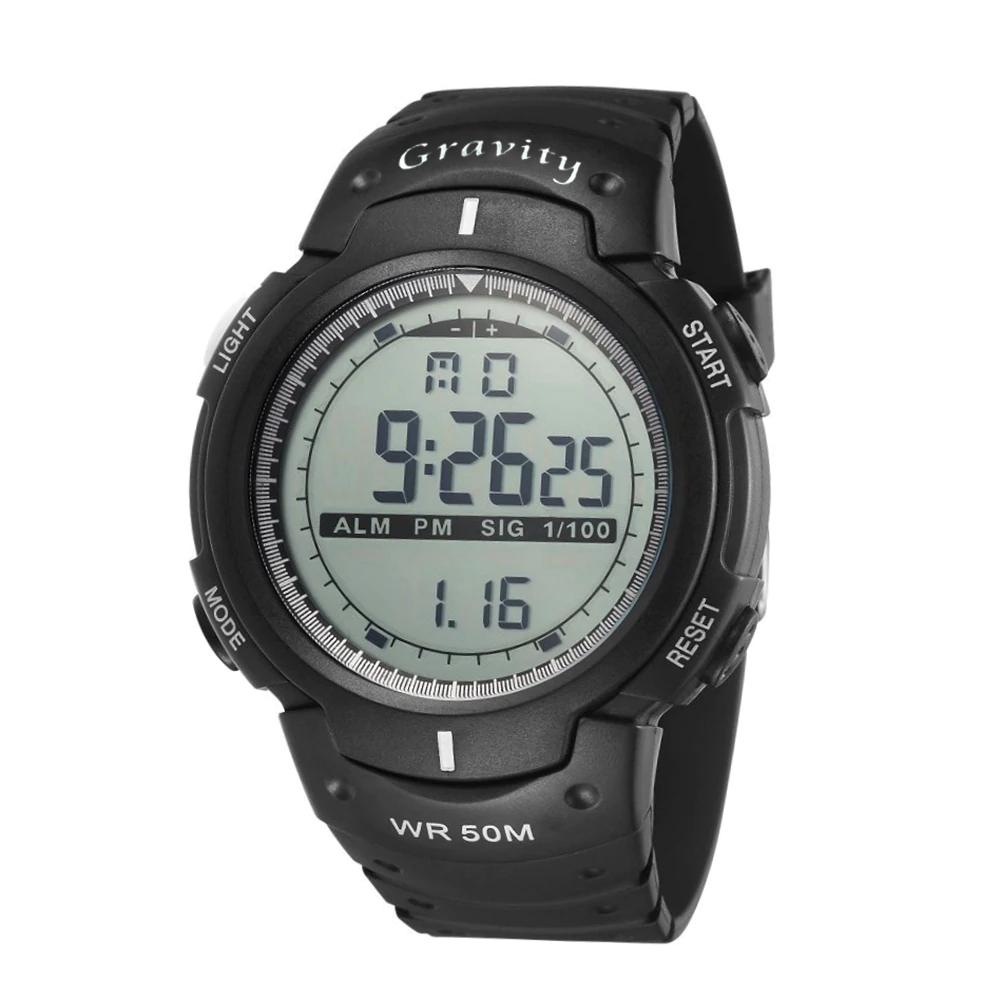 ساعت مچی دیجیتال مردانه گراویتی مدل VG9007 52