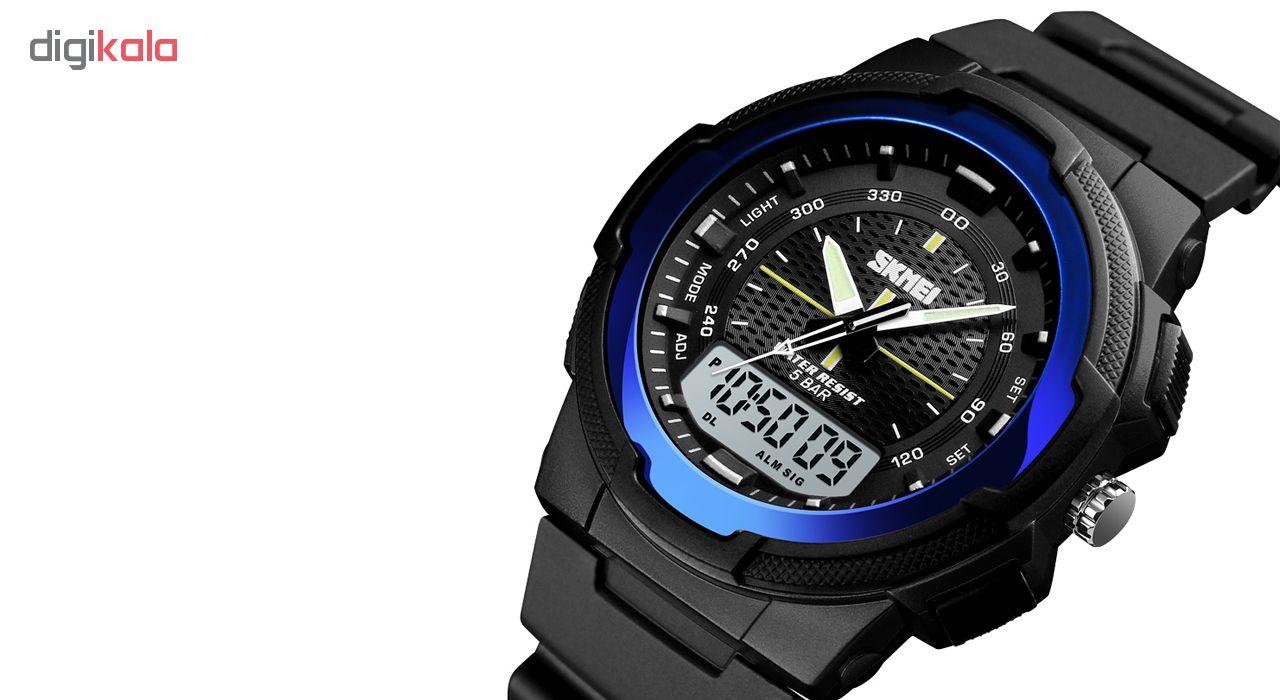 ساعت مچی دیجیتال مردانه اسکمی مدل 1454A