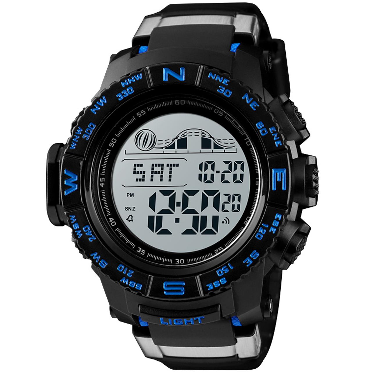 ساعت مچی دیجیتال مردانه اسکمی مدل 1380A 22