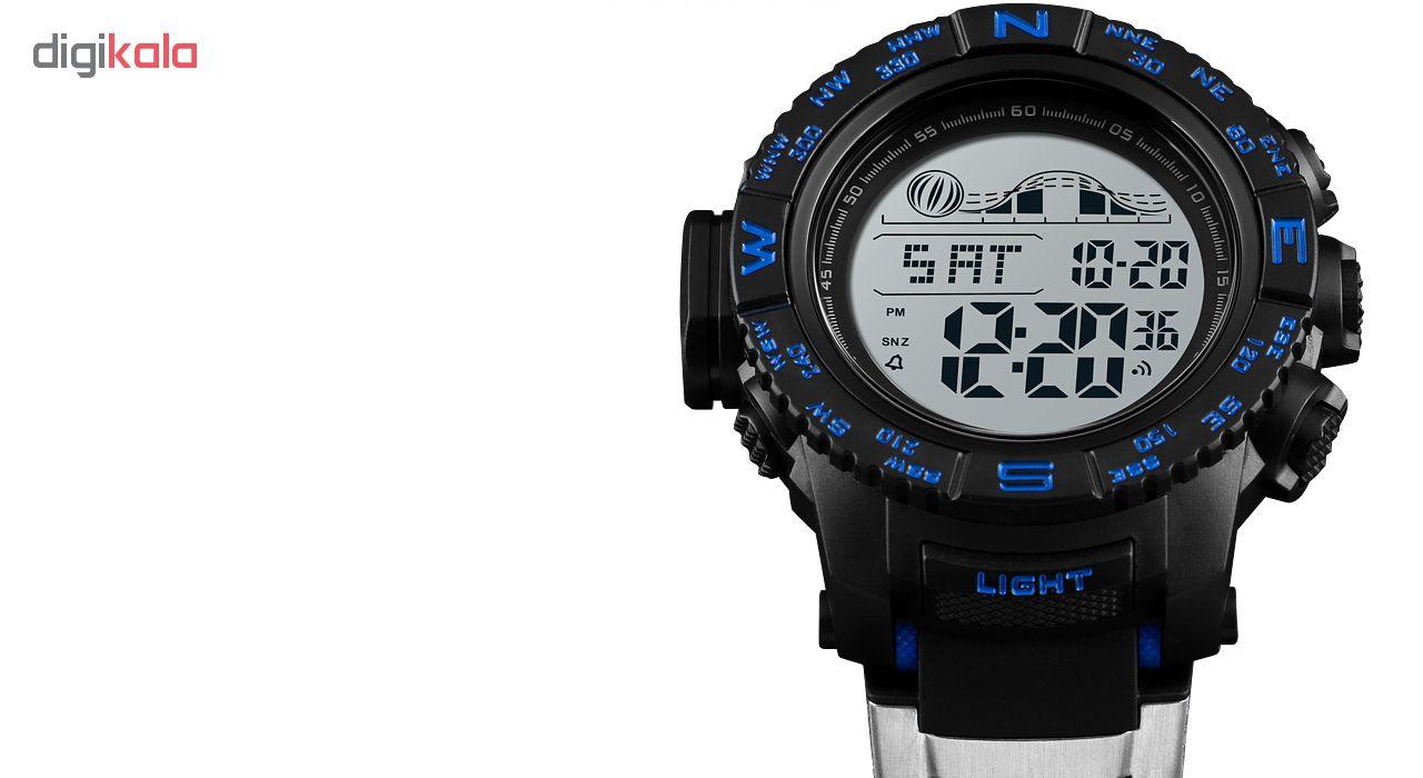 ساعت مچی دیجیتال مردانه اسکمی مدل 1380A