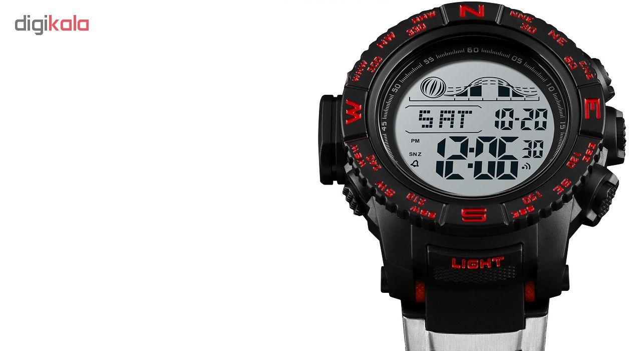 ساعت مچی دیجیتال مردانه اسکمی مدل 1380R