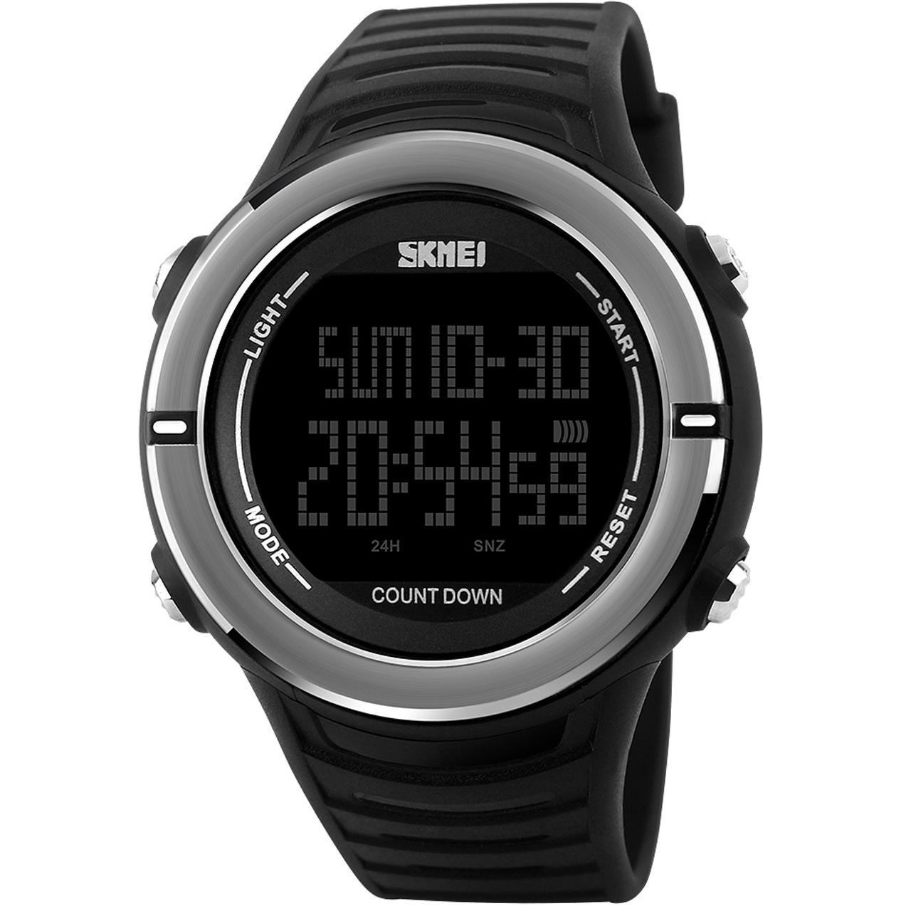 ساعت مچی دیجیتال مردانه اسکمی مدل 1209M 6