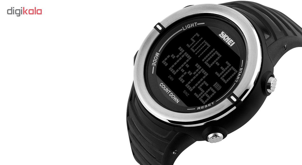 ساعت مچی دیجیتال مردانه اسکمی مدل 1209M