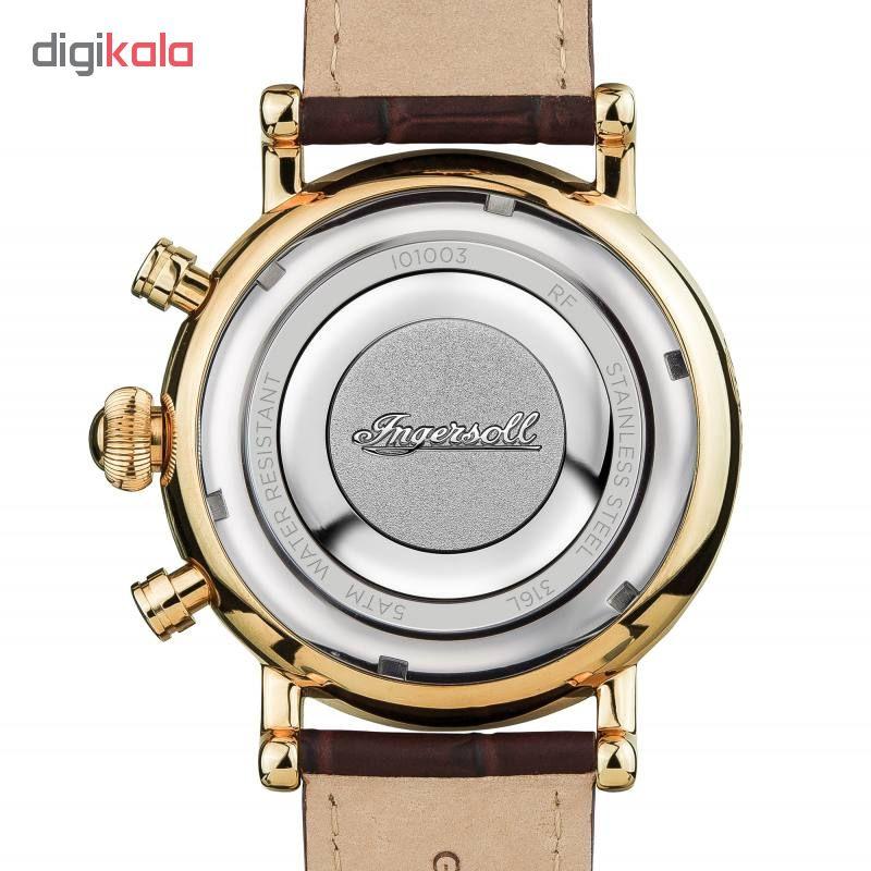 ساعت مچی عقربه ای مردانه اینگرسل مدل I01003