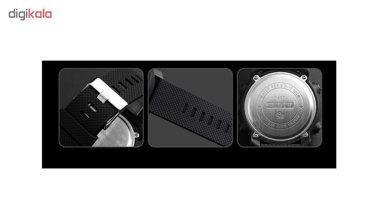 ساعت مچی دیجیتال اسکمی مدل 1430 -  - 5