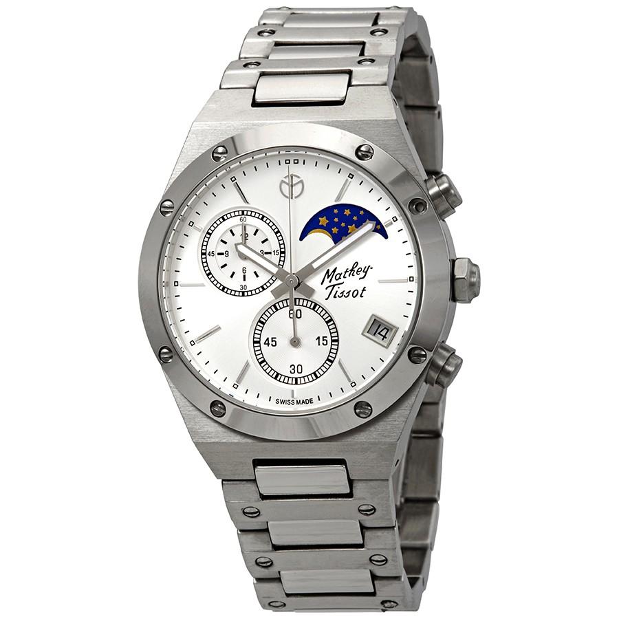 ساعت مچی عقربه ای مردانه متی تیسوت مدل   H680CHAS
