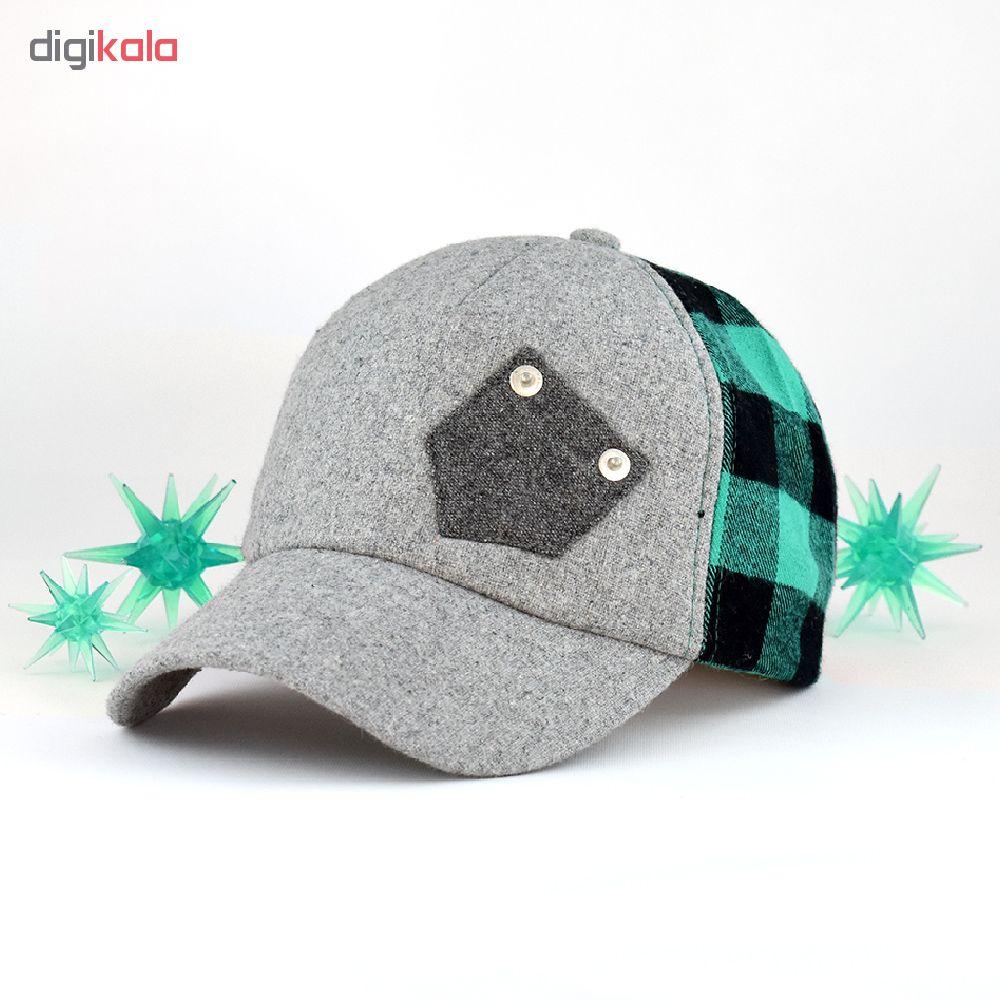 کلاه کپ مردانه کد 528