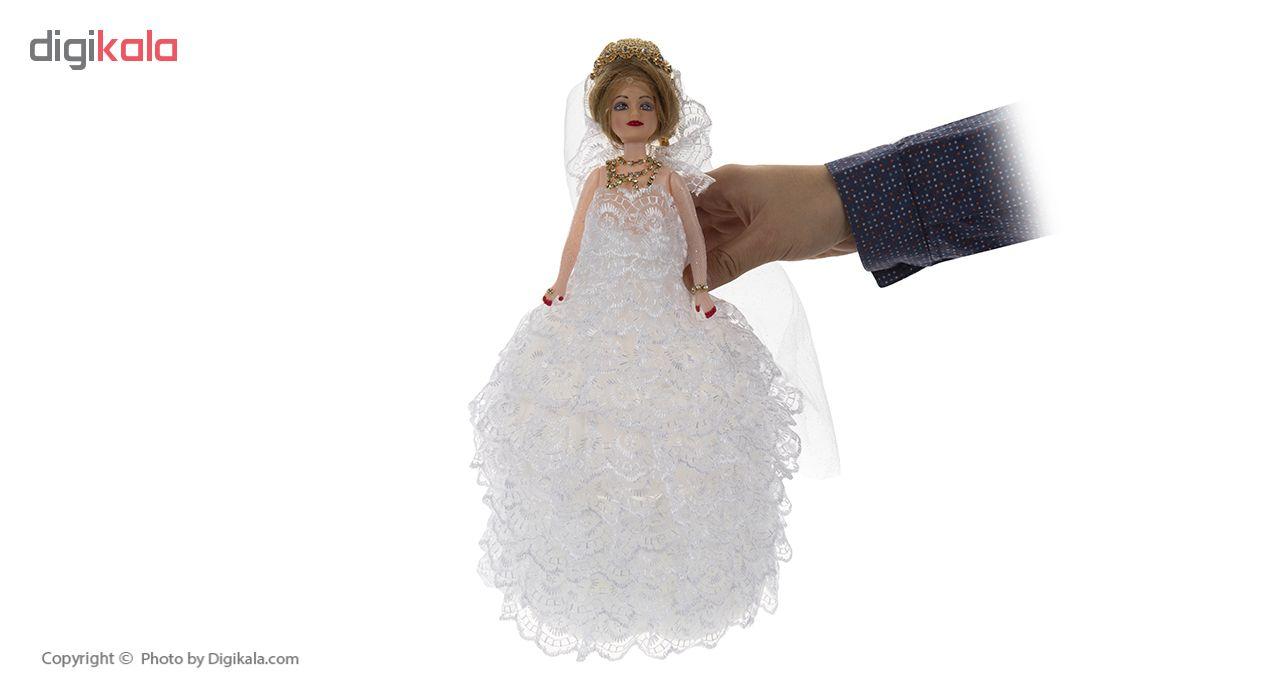 جعبه جواهر مدل عروس