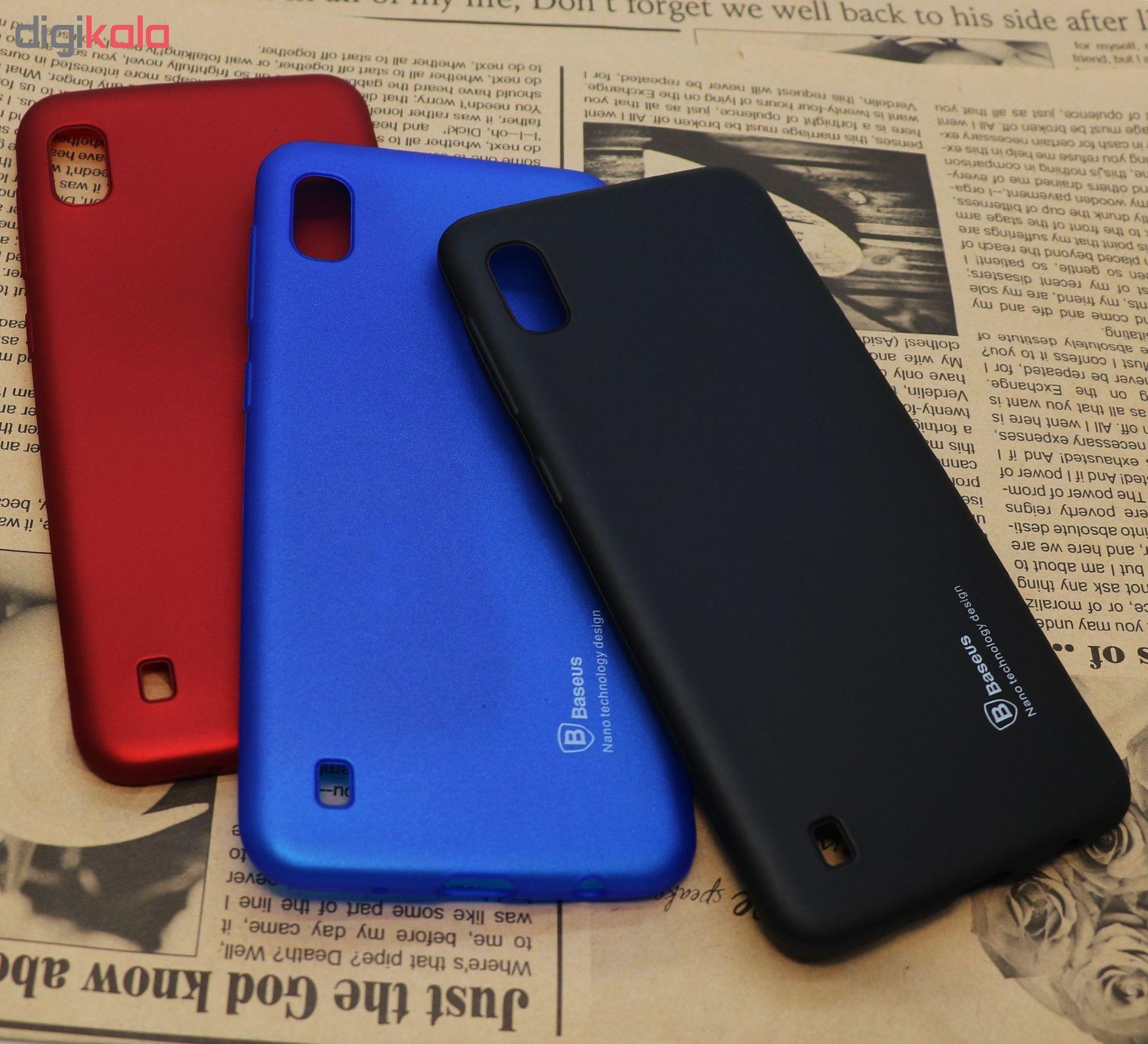 کاور مدل sj-01 مناسب برای گوشی موبایل سامسونگ galaxy A10 main 1 1