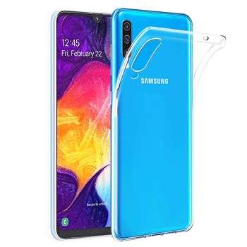 کاور مدل CLR-11 مناسب برای گوشی موبایل سامسونگ Galaxy A50