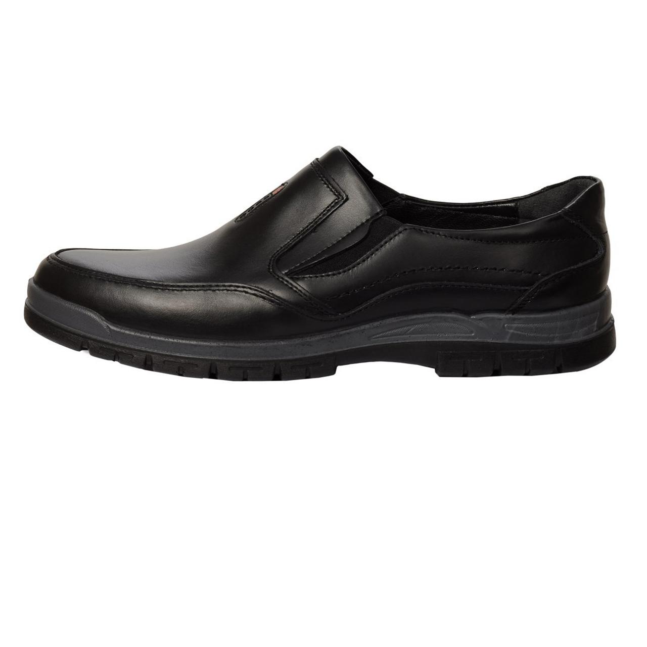 کفش مردانه خزر مدل m177m