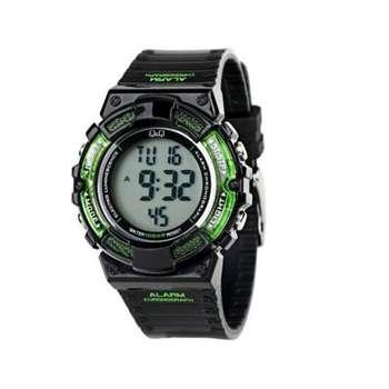 ساعت مچی دیجیتال پسرانه کیو اند کیو مدل M138J001Y