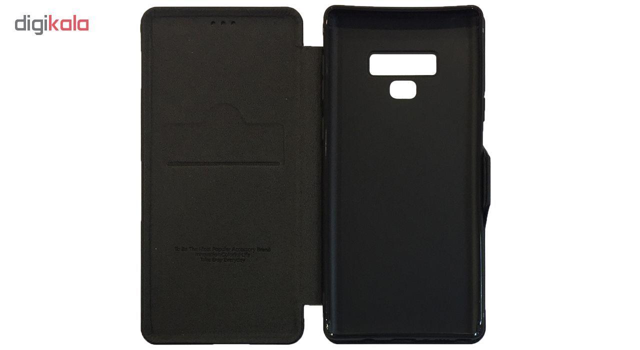 کیف کلاسوری پولوکا مدل P18713 مناسب برای گوشی موبایل سامسونگ Galaxy Note 9 main 1 2