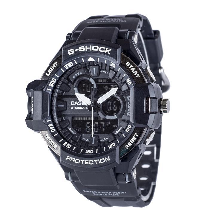 ساعت مچی عقربه ای مردانه مدل GSH-201