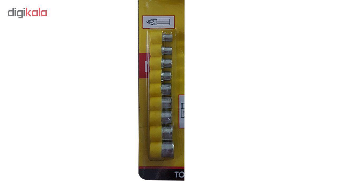 مجموعه 24 عددی پیچ گوشتی و سری بکس مدل jo-ji main 1 3