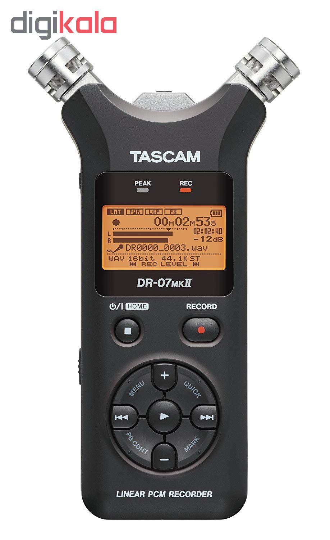 ضبط کننده صدا تسکام مدل DR-07MKII