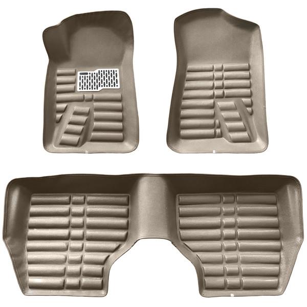 کفپوش سه بعدی خودرو ( پلی اورتان ) مناسب برای پژو 405 و سمند