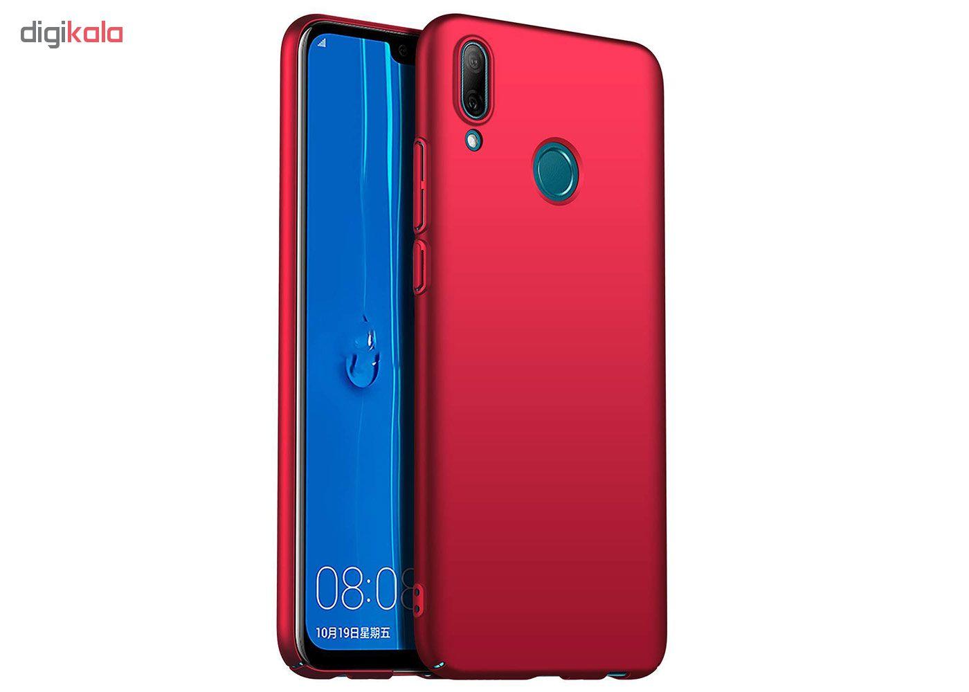 کاور مدل Hard Case مناسب برای گوشی موبایل هوآوی Y9 2019 main 1 3