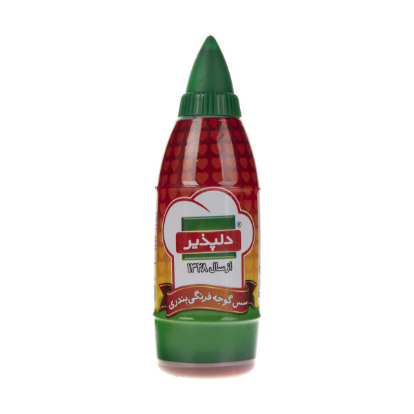 سس گوجه فرنگی بندری دلپذیر 456 گرم
