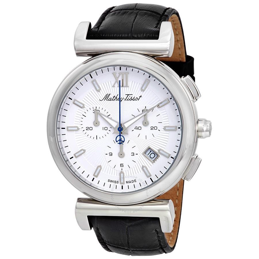 ساعت مچی عقربه ای مردانه متی تیسوت مدل   H410CHALI 42