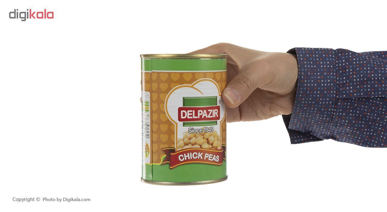 کنسرو نخود آبگوشتی دلپذیر - 420 گرم main 1 4