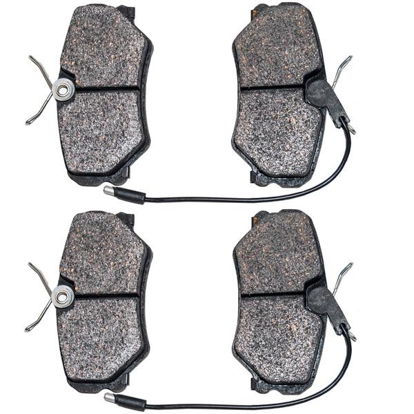 لنت ترمز جلو آی ال سی مدل PGFR مناسب برای پژو 405 و پرشیا و سمند