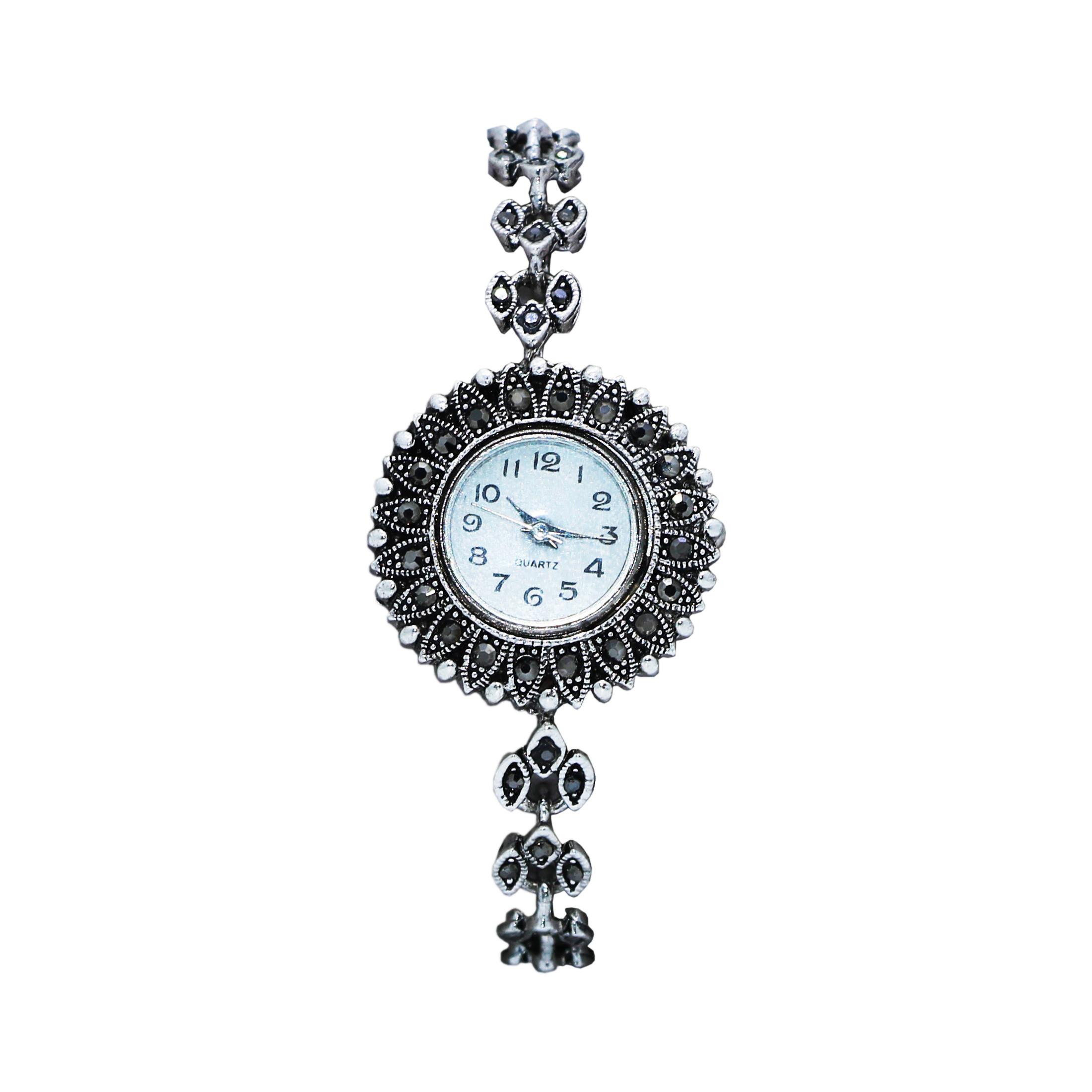 خرید ساعت مچی عقربه ای زنانه کد 003
