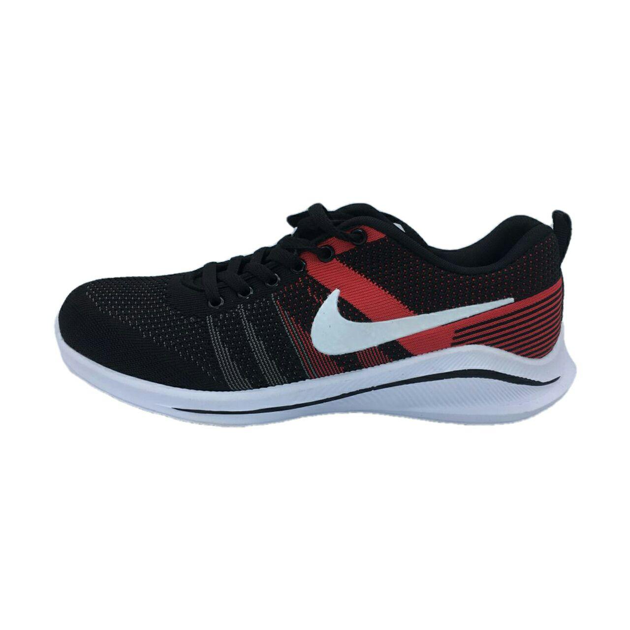 کفش مخصوص پیاده روی مردانه مدل  n102  رنگ مشکی