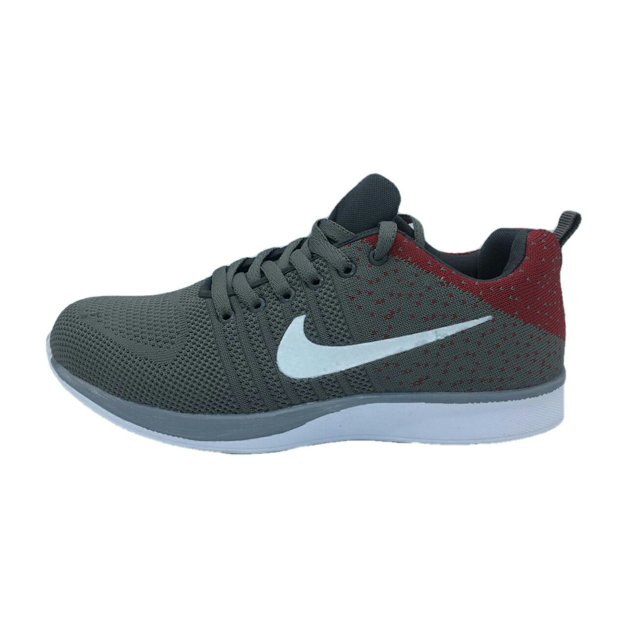 کفش مخصوص پیاده روی مردانه مدل n103  رنگ طوسی