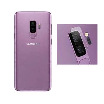 محافظ لنز دوربین مدل Cryst4 مناسب برای گوشی موبایل سامسونگ Galaxy S9 Plus